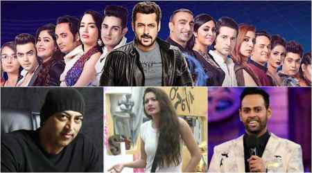 Bigg Boss 11: Here's what ex-contestants Vindu Dara Singh, Gauahar Khan and VJ Andy have to say about the currentcontestants