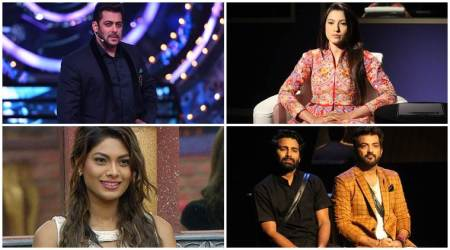 Bigg Boss 11: Gauahar Khan, Manu Punjabi, Manveer Gurjar and Lopamudra Raut to appear in Weekend Ka Vaar