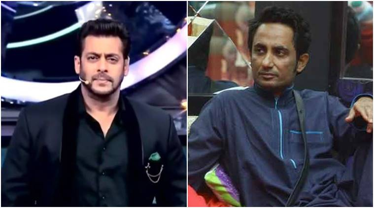 bigg boss, bigg boss 11, salman khan, zubair khan, salman khan bigg boss, zubair khan apology, salman khan zubair khan, salman khan bigg boss controversy, zubair khan news, zubair khan colors channel, bigg boss evicted contestants, salman khan replies zubair khan, salman khan news