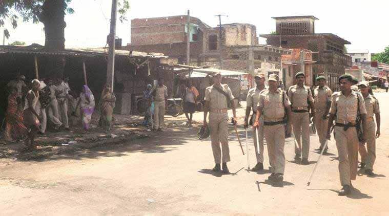 bihar, bihar violence, aurangabad violence, Bihar police, Nitish Kumar, aurangabad communal clashes, bihar communal clashes, bihar news, indian express