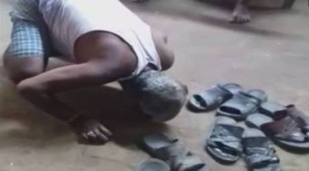 Three arrested for allegedly making Nalanda man lick spit for entering influential villager's house
