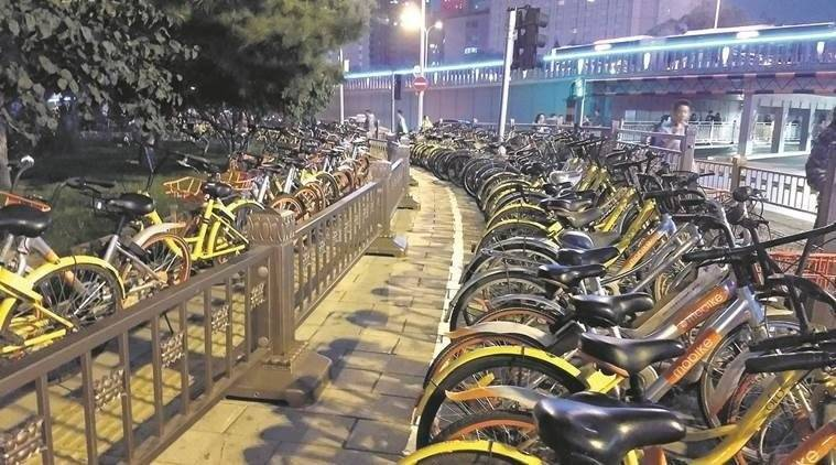 bikeshare china, china, data mgmt china, travel data, data privacy china, data sharing, bike hiring china, social media, how china uses pvt data, indian express