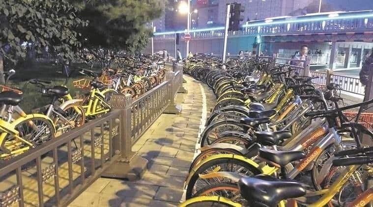 bikeshare china, china, data mgmt china, travel data, data privacy china, data sharing, bike hiring china, social media, how china uses pvt data, indian express