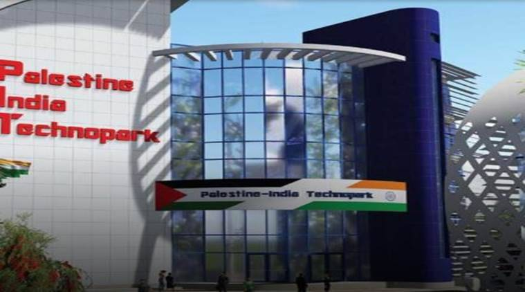 IASP, Bir Zeit University Palestine, Bir Zeit University technology park, Palestine-India Techno Park, indian express news