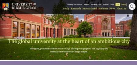 university of birmingham, mooc, study abroad, distance learning, learn english, engineering, engineering courses, education news, indian express
