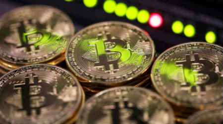 Union Finance Ministry cautions consumers about the risks of virtual currencies likeBitcoin