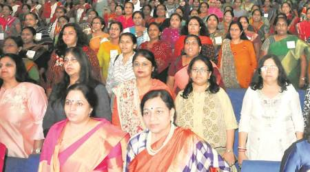 BJP's Townhall meet for women: Caste, liquor, GST, demonetisation — issues on young women's minds