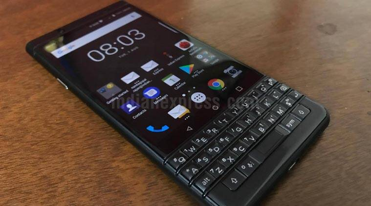Blackberry Motion Vs Blackberry Keyone Specifications