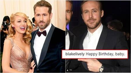 Blake Lively's savage birthday tweet to husband Ryan Reynolds has left Twitter ROFL-ing
