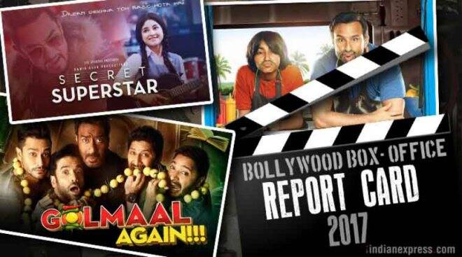 Photos bollywood box office october 2017 ajay devgn starrer golmaal again dominates the show - Box office bollywood records ...
