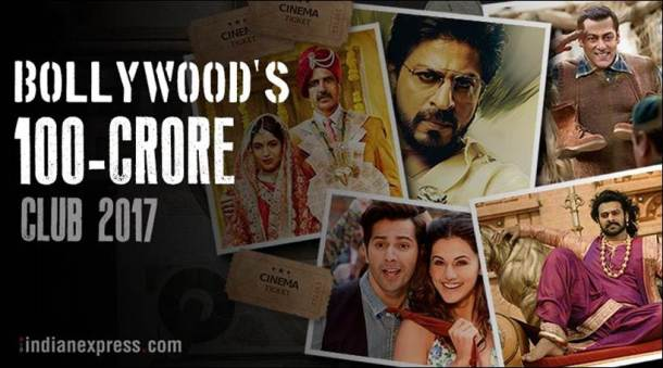 bollywood 100 crore, 100 crore club movies, 100 crore club 2017, bollywood box office collections, shahrukh 100 crore, salman 100 crore