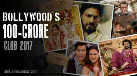 bollywood 100 crore, 100 crore club movies, 100 crore club 2017, bollywood box office collections, shahrukh 100 crore, salman 100 crore