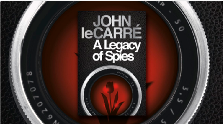 A legacy of spies, John le Carre, book review of a legacy of spies, latest books by John le Carre, indian express, indian express news