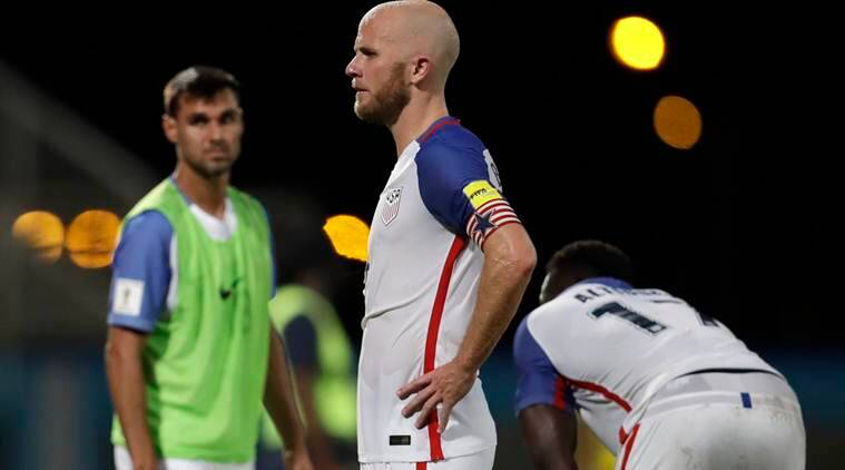 United States, Michael Bradley, United States vs Trinidad and Tobago, FIFA 2018 World Cup