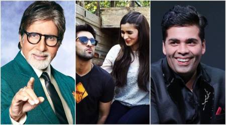 Brahmastra: Karan Johar announces fantasy adventure trilogy with Ranbir Kapoor, Alia Bhatt and Amitabh Bachchan