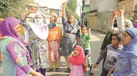 Kashmir braid chopping: Restrictions in place as separatists call for protest
