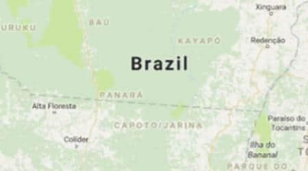 greenpeace plan crash, Greenpeace Brazil, brazil plane crash, Amazon rain forest , Brazil's Amazon rain forest , world news