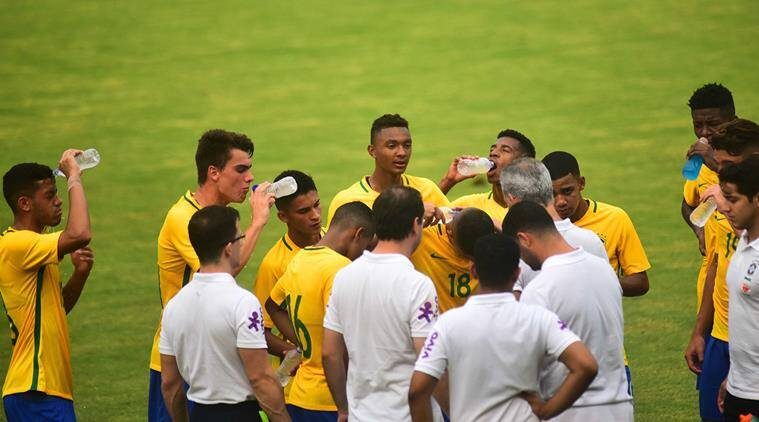 FIFA U World Cup Everpopular Brazil Set To Woo Another Set Of - Side world cup fifa dont want see