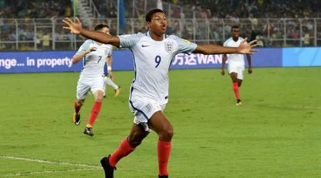 FIFA investigating Rhian Brewster's racism complaint during FIFA U-17 World Cup Final