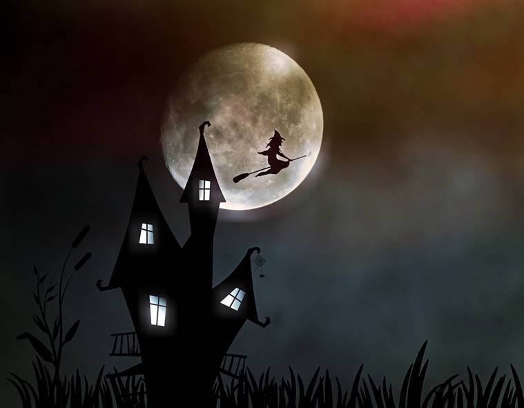 Halloween, Halloween traditions, Halloween spooky traditions, Halloween recipes, Halloween history, Halloween trick or treat, indian express, indian express news