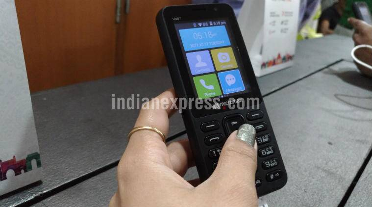 Micromax partners with BSNL, launches 4G Volte featurephone at Rs 2200