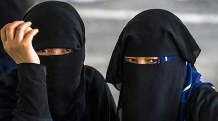 Algeria bans wearing of full-face veils atwork