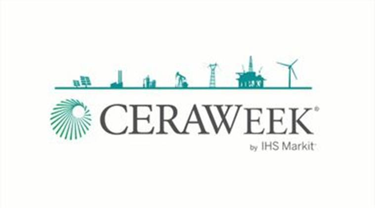CERAWeek, India Energy Forum, Dharmendra Pradhan, Petroleum Minister Dharmendra Pradhan, India News, Indian Express, Indian Express News