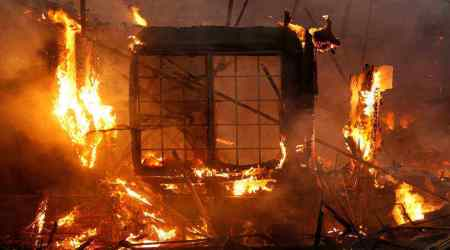 Part of Hewlett-Packard archives destroyed in California wildfire