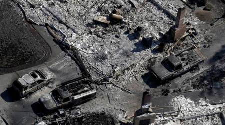 California 'horror' fires kill at least 40, deadliest in state history