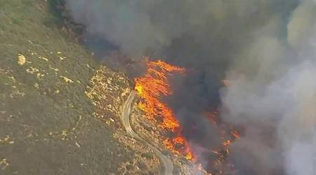 Northern California may need years to recover from wildfires:Officials