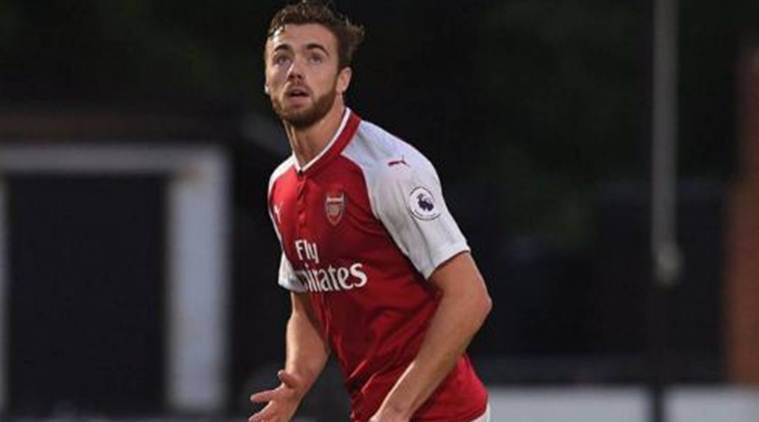 Defender Calum Chambers signs contract extension at Arsenal