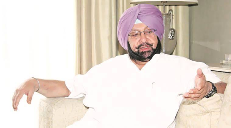 Amarinder Singh says stubble burning can't be stopped