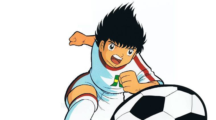fifa u 17 world cup how a japanese cartoon hero inspired legions of