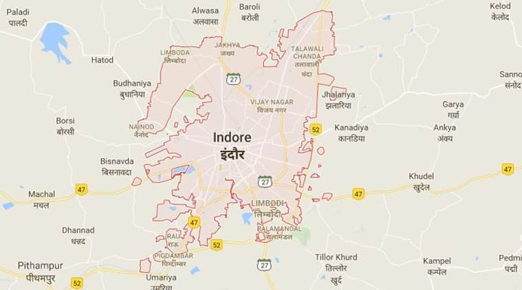 Indore fire accident, indore accident, fire accident, India News, City News, Indian Expres