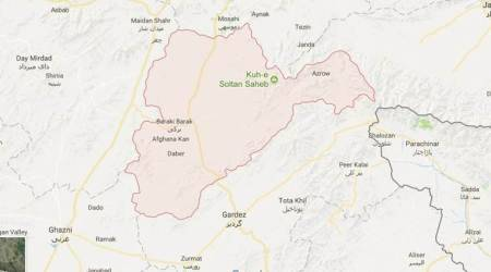 Eight militants killed in Afghanistan's Logar province