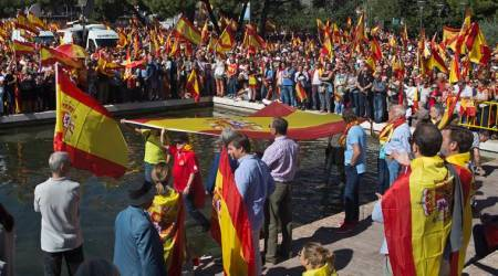 Member of Catalan govt wants 'cease-fire' withSpain