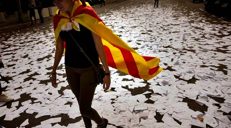 Catalonia, what is catalonia, Catalonia independence, Catalonia referendum, what is catalonia, Spain crisis, Catalonia crisis, Mariano Rajoy, india news, indian express