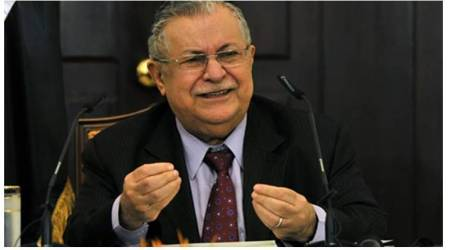Kurdish leader, first non-Arab President of Iraq- Jalal Talabani dies in Germany: StateTV