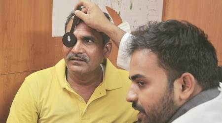 Doctor said I need glasses, I was quite surprised, says truck driver Moti Chand