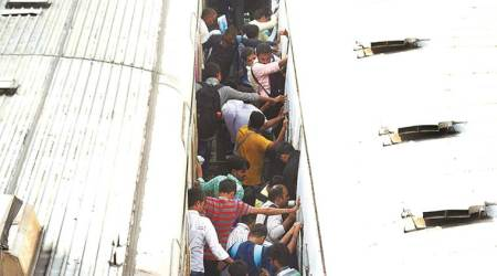 With 2.64 billion passengers a year, Mumbai locals a trainwreck