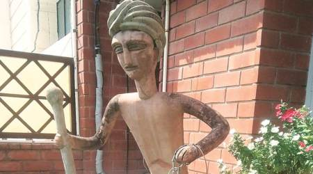 'Nek Chand was at peace with the world & self'