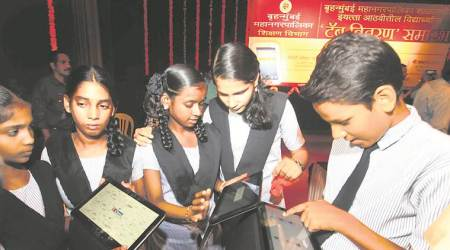 BMC initiative under criticism: Tablets elude Class IX students of civic schools