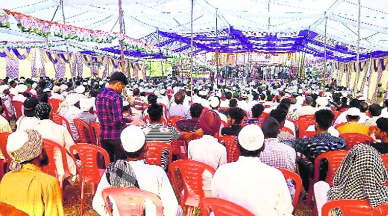 At rally, Sultana 'reaches out' to Muslims, asks them to vote for Sunil Jakhar in Punjab