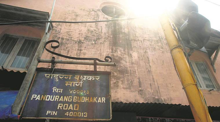 Pandurang Budhakar Marg, Mumbai Roads, History of roads, story of streets, Indian streets, MUmbai streets, India News, Indian Express