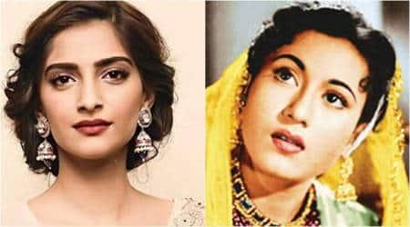 Sonam Kapoor woos as timeless fashion icons, from Madhubala to Mata Hari; seepics