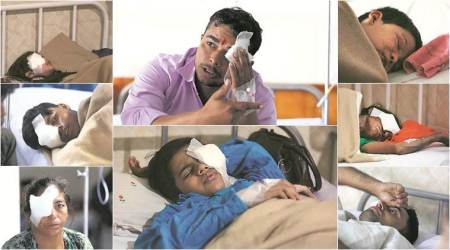 Side effects of firecrackers: Over 140 injured admitted in PGIMER,Chandigarh