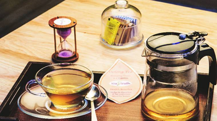 black tea, green tea, lose weight, black tea for weight loss, green tea for weight loss, indian express indian express news