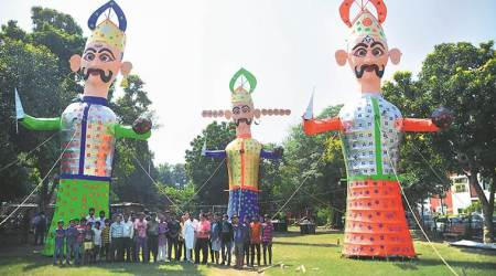 Chandigarh dussehra, Chandigarh Dussehra news, Dussehra celebrations, India news, National news, latest news, India news