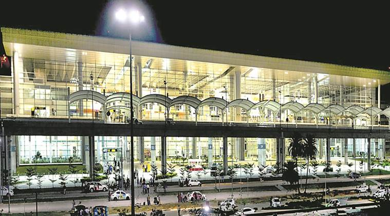 chandigarh airport, duty free shop, duty free liquor, alcohol shop, chial, chandigarh international airport, indian express
