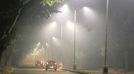 Chandigarh: Air pollution on Diwali comes down, RSPM level almost half of lastyear